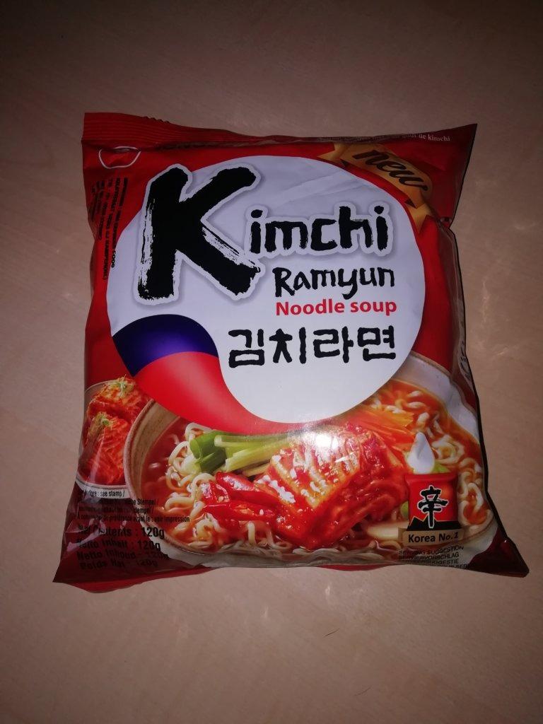 "#307: Nongshim ""Kimchi Ramyun"" (Update 2021)"
