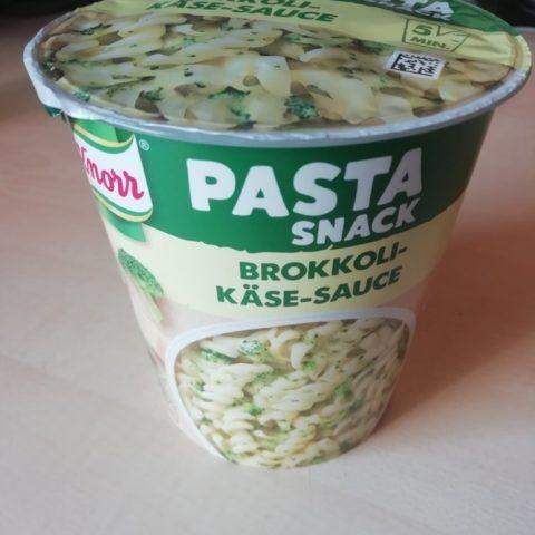 "#1579: Knorr ""Pasta Snack Brokkoli-Käse-Sauce"""