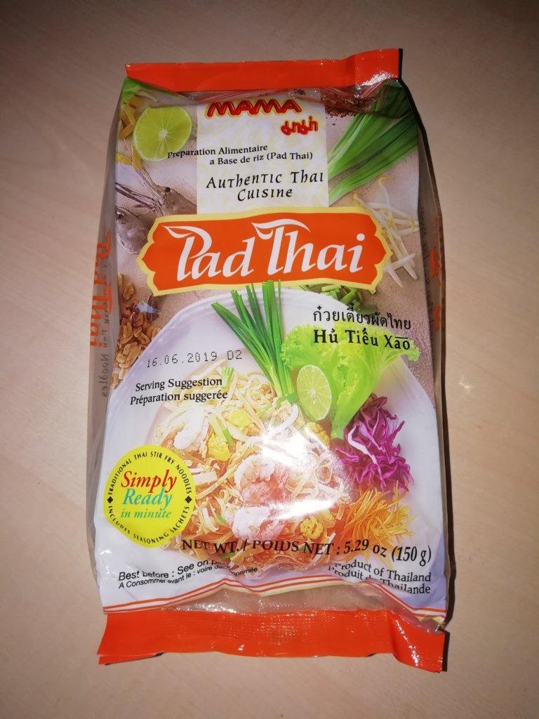 """#1580: Mama Authentic Thai Cuisine """"Pad Thai"""""""