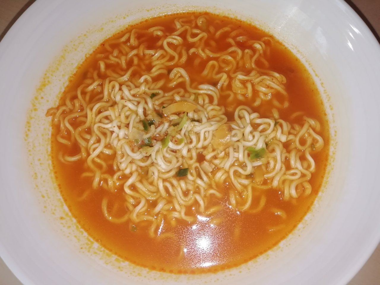 """#1584: Mama """"Oriental Style Instant Noodles"""" Hot & Spicy Flavour (2019)"""