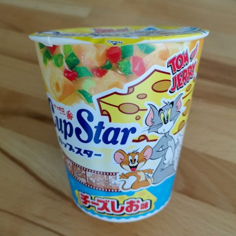 "#1829: Sapporo Ichiban CupStar ""Cheese Shio Ramen Tom and Jerry"""