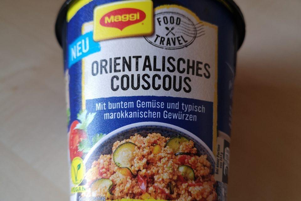 "#1839: Maggi Food Travel ""Orientalisches Couscous Marrakesch Style"""