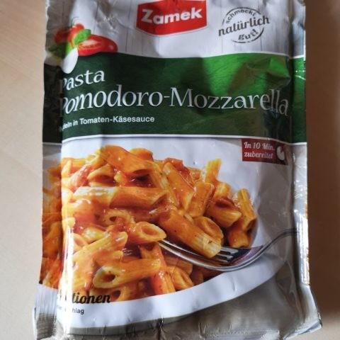 "#1845: Zamek ""Pasta Pomodoro-Mozzarella"" (Nudeln in Tomaten-Käsesauce)"