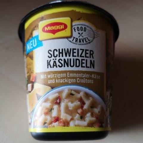 """#1857: Maggi Food Travel """"Schweizer Käsnudeln Zürich Style"""""""