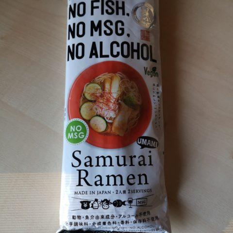 "#1859: Higashi Foods ""Umami Samurai Ramen"""
