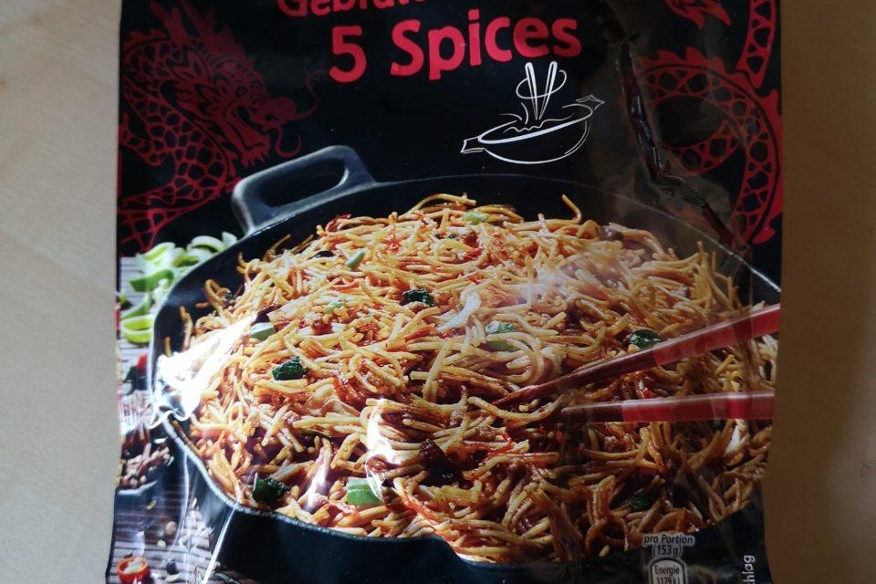 """#1860: Maggi Magic Asia """"Gebratene Nudeln 5 Spices"""" (2020)"""
