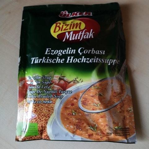 "#1861: Ülker Bizim Mutfak ""Ezogelin Çorbası"" (Türkische Hochzeitssuppe)"