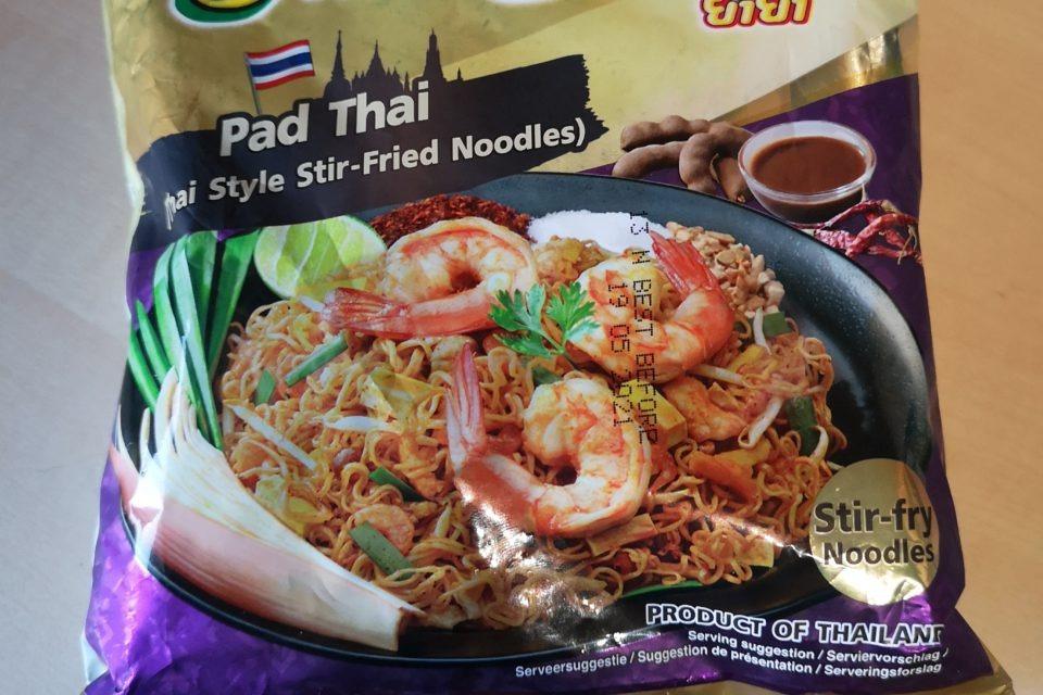 "#1862: YumYum ""Pad Thai"" (Thai Style Stir-Fried Noodles)"