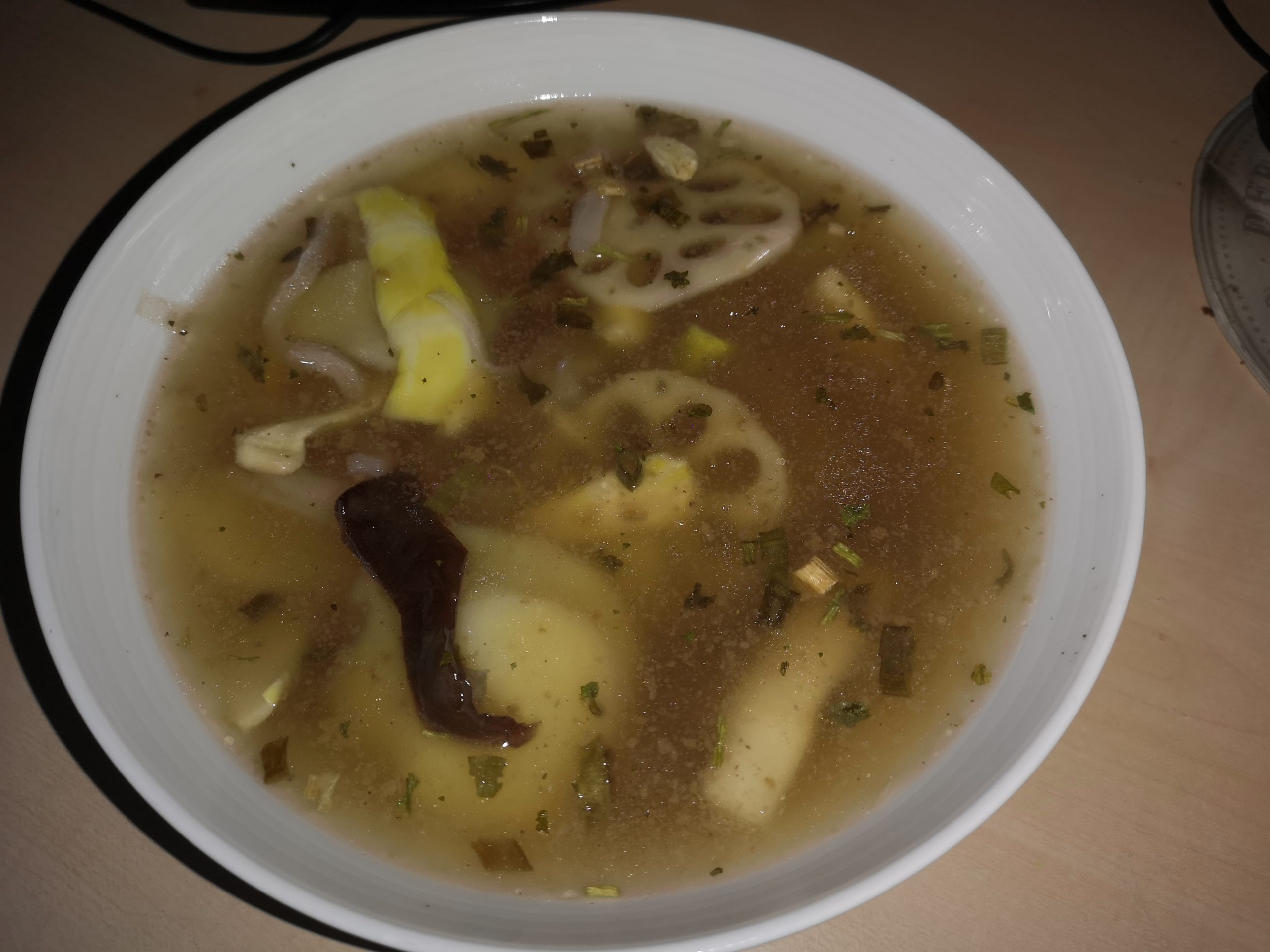 "#1866: Yumei ""Instant Sichuan Hotpot Mushroom Flavor"""