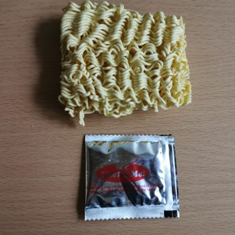 """#1874: Lucky Me! """"Chicken na Chicken Flavor Instant Mami Noodles"""""""
