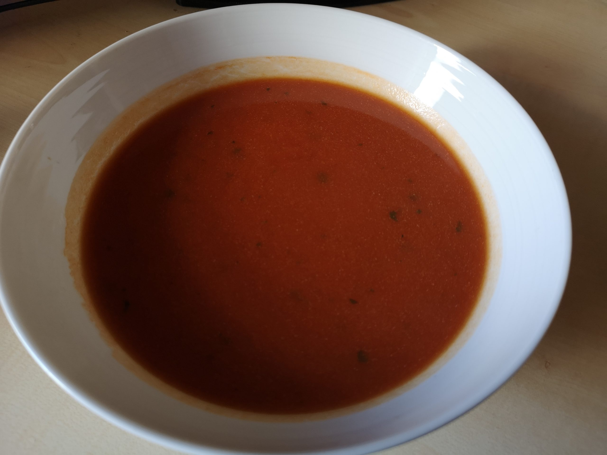 """#1879: Maggi """"Tomaten-Mozzarella Suppe"""""""