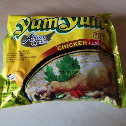 "#1882: YumYum Asian Cuisine ""Chicken Flavour"" (2021)"