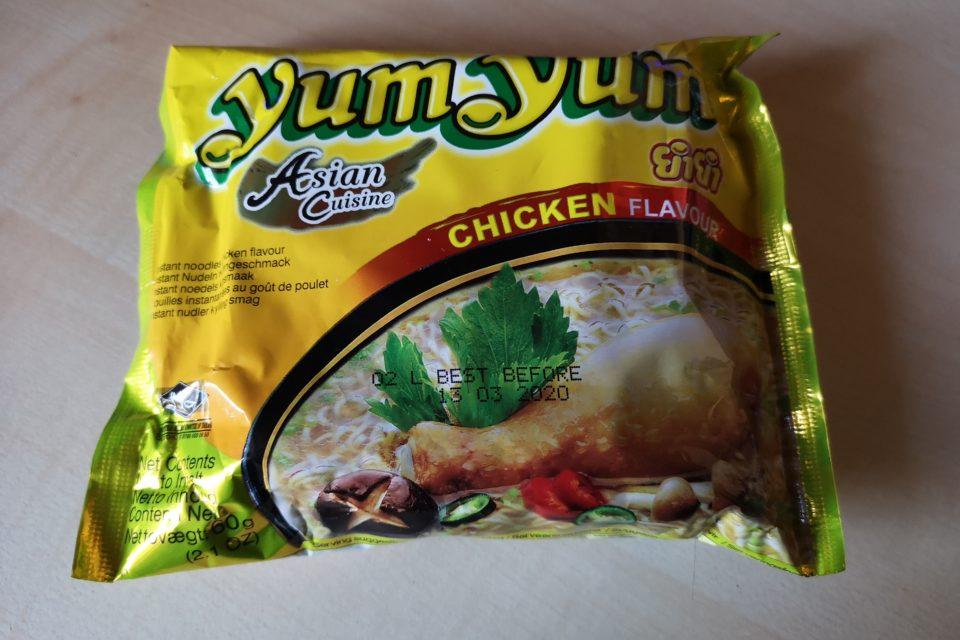 """#1882: YumYum Asian Cuisine """"Chicken Flavour"""" (2021)"""