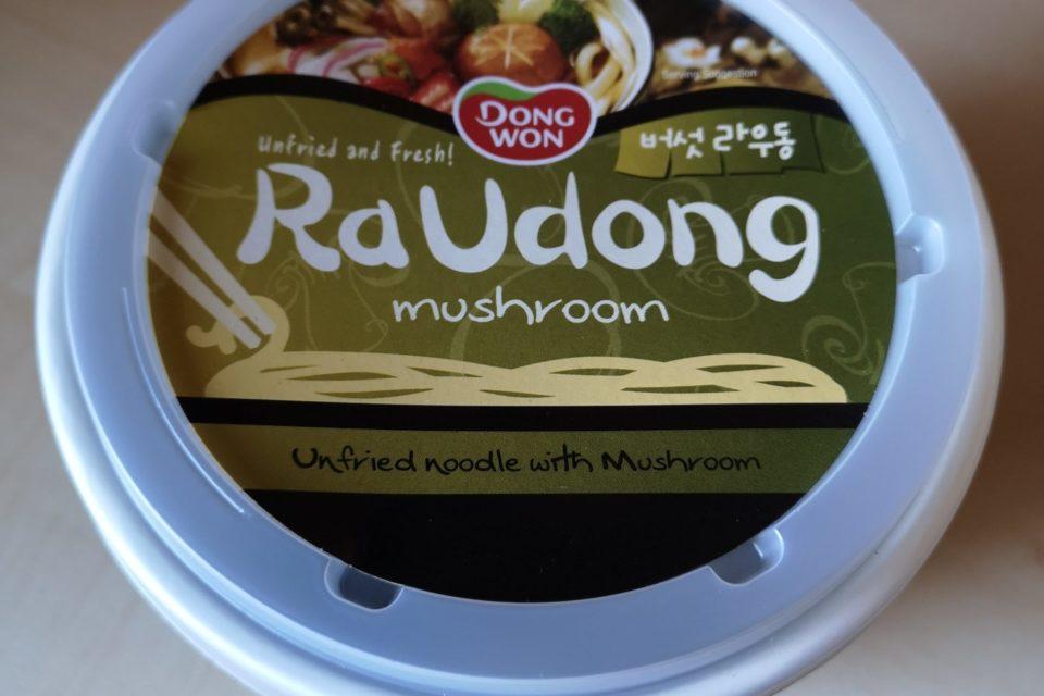 """#1907: Dong Won """"RaUdong Mushroom"""""""