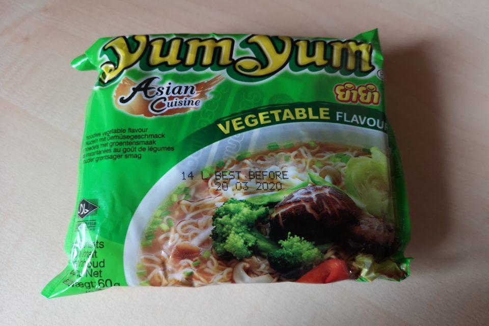 "#1910: YumYum Asian Cuisine ""Vegetable Flavour"" (2021)"