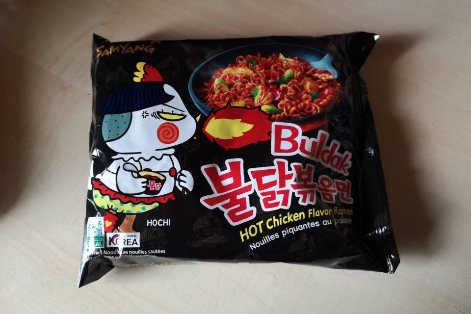 """#1864: Samyang """"Buldak Bokkeummyun"""" Hot Chicken Flavor Stir Fried Noodle (2021)"""