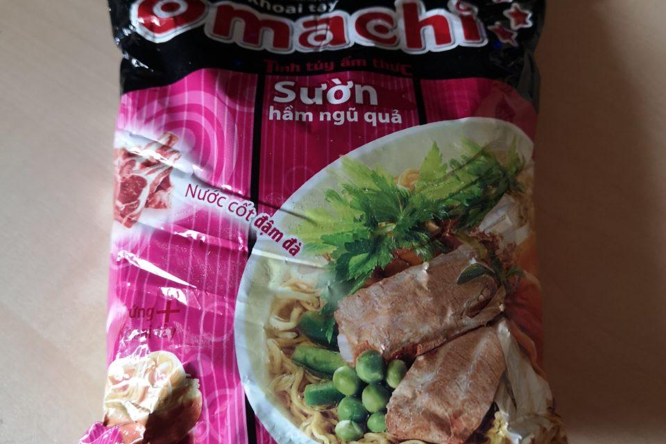 "#096: Omachi ""Sườn hầm ngủ quả"" (Rippchen Flavour) (Update 2021)"