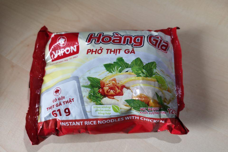 "#1937: Vifon ""Hoàng Gia Phở Thịt Gà"" (Instant Rice Noodles with Chicken)"