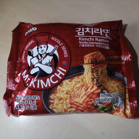 "#1955: Paldo ""Mr. Kimchi"" Kimchi Ramen"