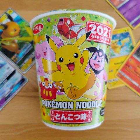 """#2011: Sapporo Ichiban """"Tonkotsu Pokémon Noodle (2021 Edition)"""""""