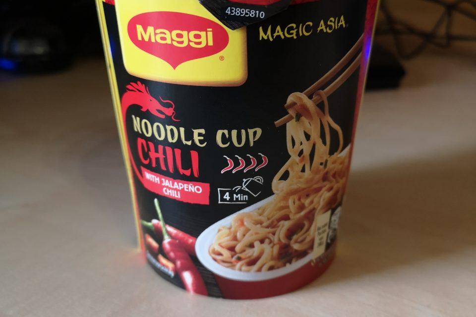 """#1968: Maggi Magic Asia """"Noodle Cup Chili"""" (2021)"""