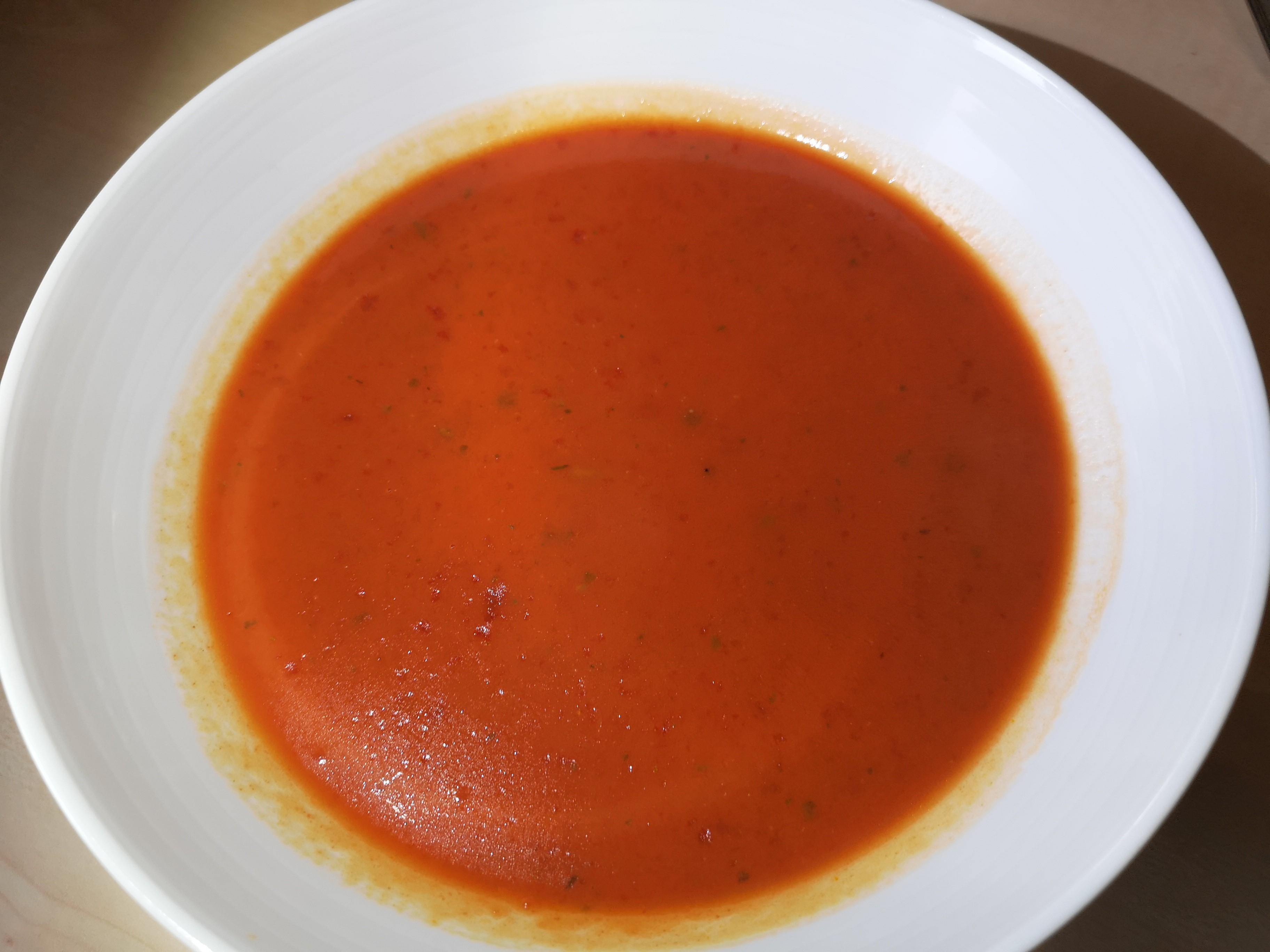 """#1972: Knorr Feinschmecker """"Tomaten Suppe Toscana"""""""