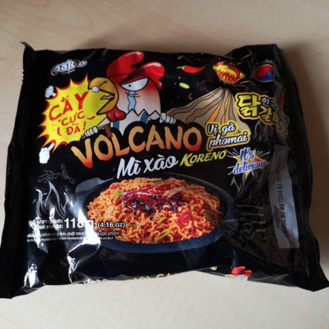 "#2005: Paldo ""Volcano Mì xào Koreno"""