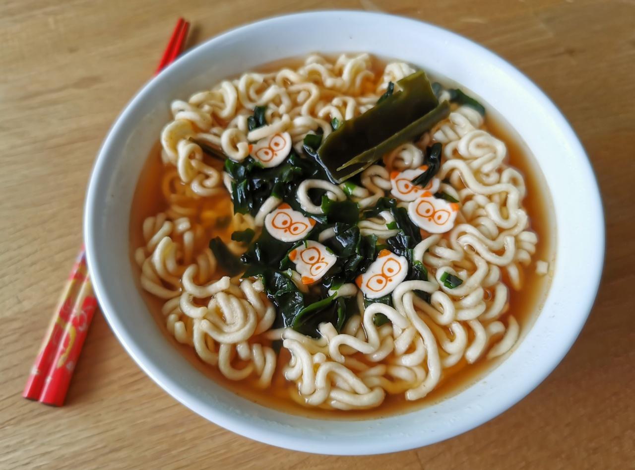 """#2083: Nongshim - """"Neoguri Ramyun Seafood & Mild"""""""