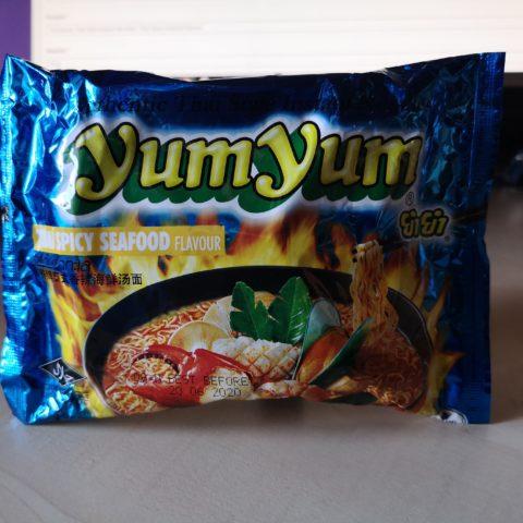 "#2120: YumYum ""Thai Spicy Seafood Flavour"" (2021)"