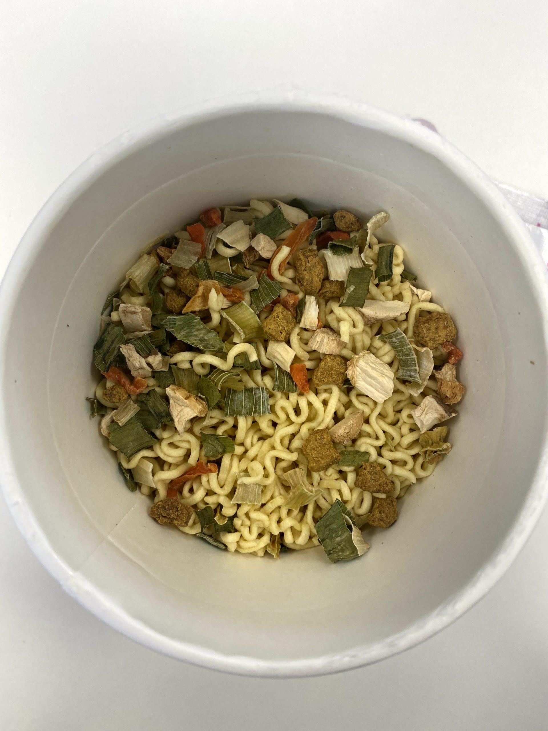 """#911: Nongshim Oolongmen """"Chicken Flavour"""" Cup Noodles"""