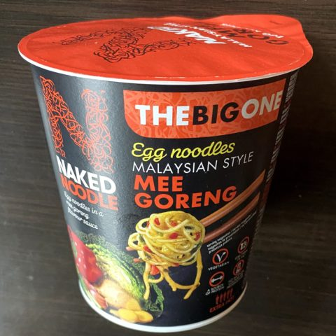 """#1931: Naked Noodle The Big One """"Mee Goreng"""""""