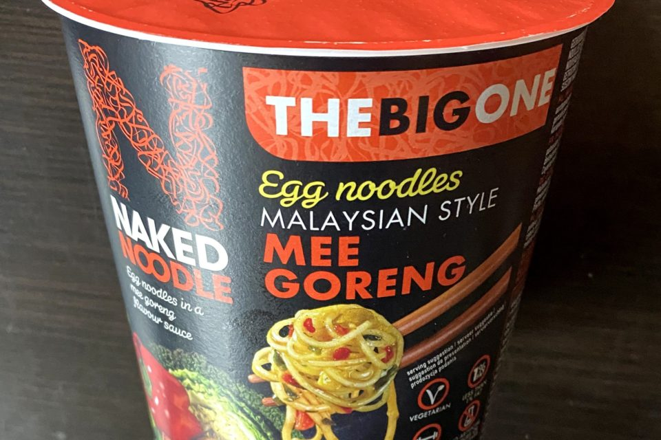 Naked Noodle Mee Goreng