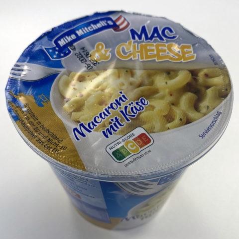 "#1206: Mike Mitchell´s ""Mac & Cheese"" (Macaroni mit Käse)"