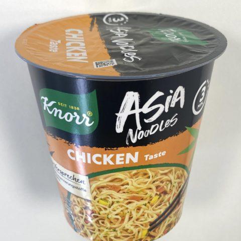 "#1942: Knorr Asia Noodles ""Chicken Taste"""