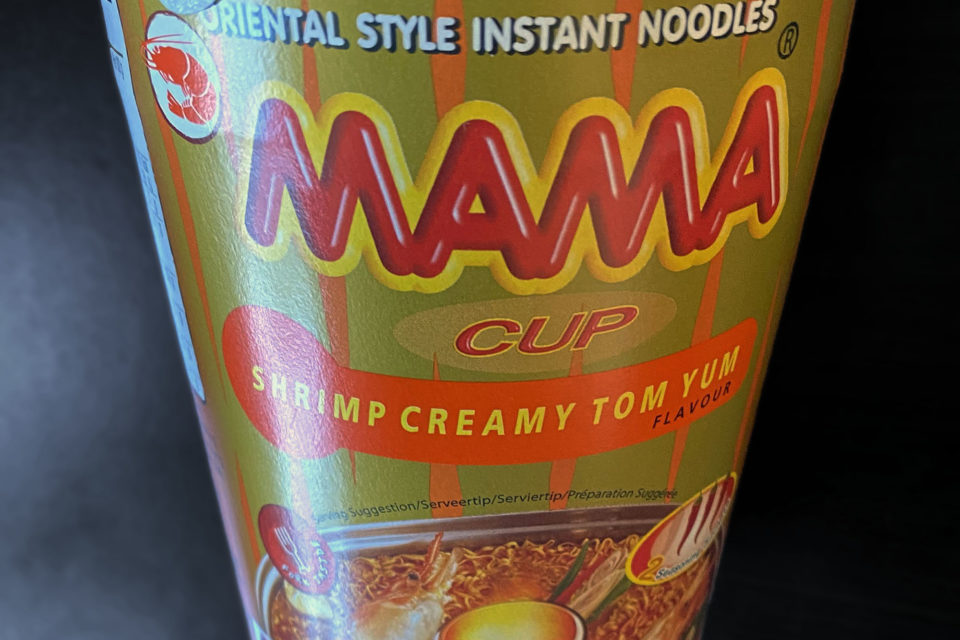 Mama Cup Creamy Tom Yum