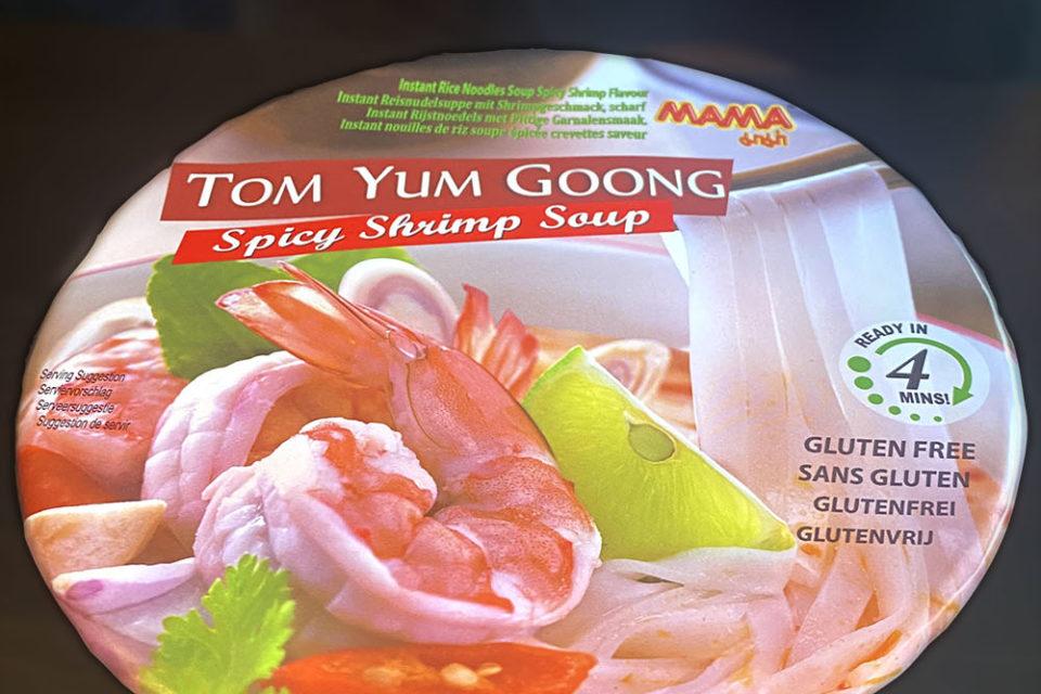 Mama Tom Yum Goong