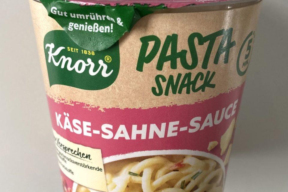 Knorr Käse Sahne Sauce
