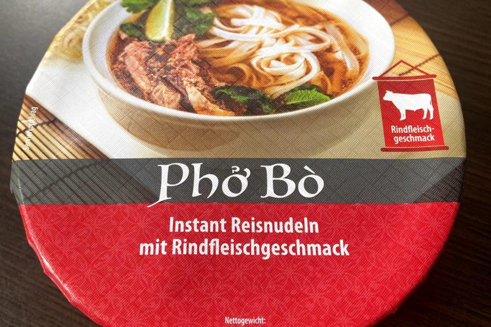 """#2102: Lorado """"Phở Bò"""" Reisnudeln mit Rindfleischgeschmack"""