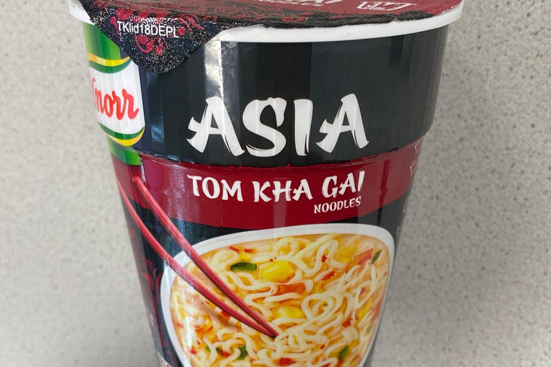 "#1253: Knorr Asia ""Tom Kha Gai Noodles"""