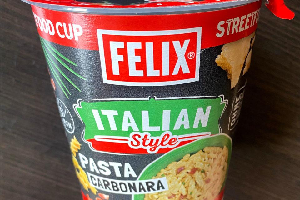 Felix Pasta Carbonara