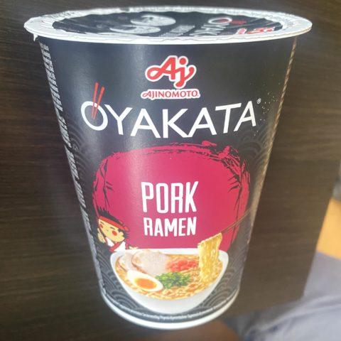 """#2132: Ajinomoto """"Oyakata Pork Ramen"""""""