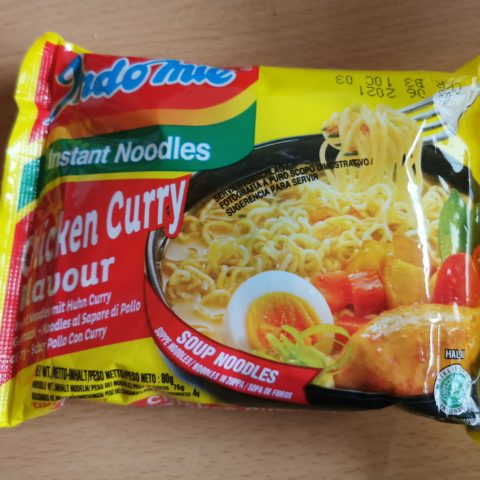 "#1945: Indomie ""Instant Noodles Chicken Curry Flavour"" (2021)"
