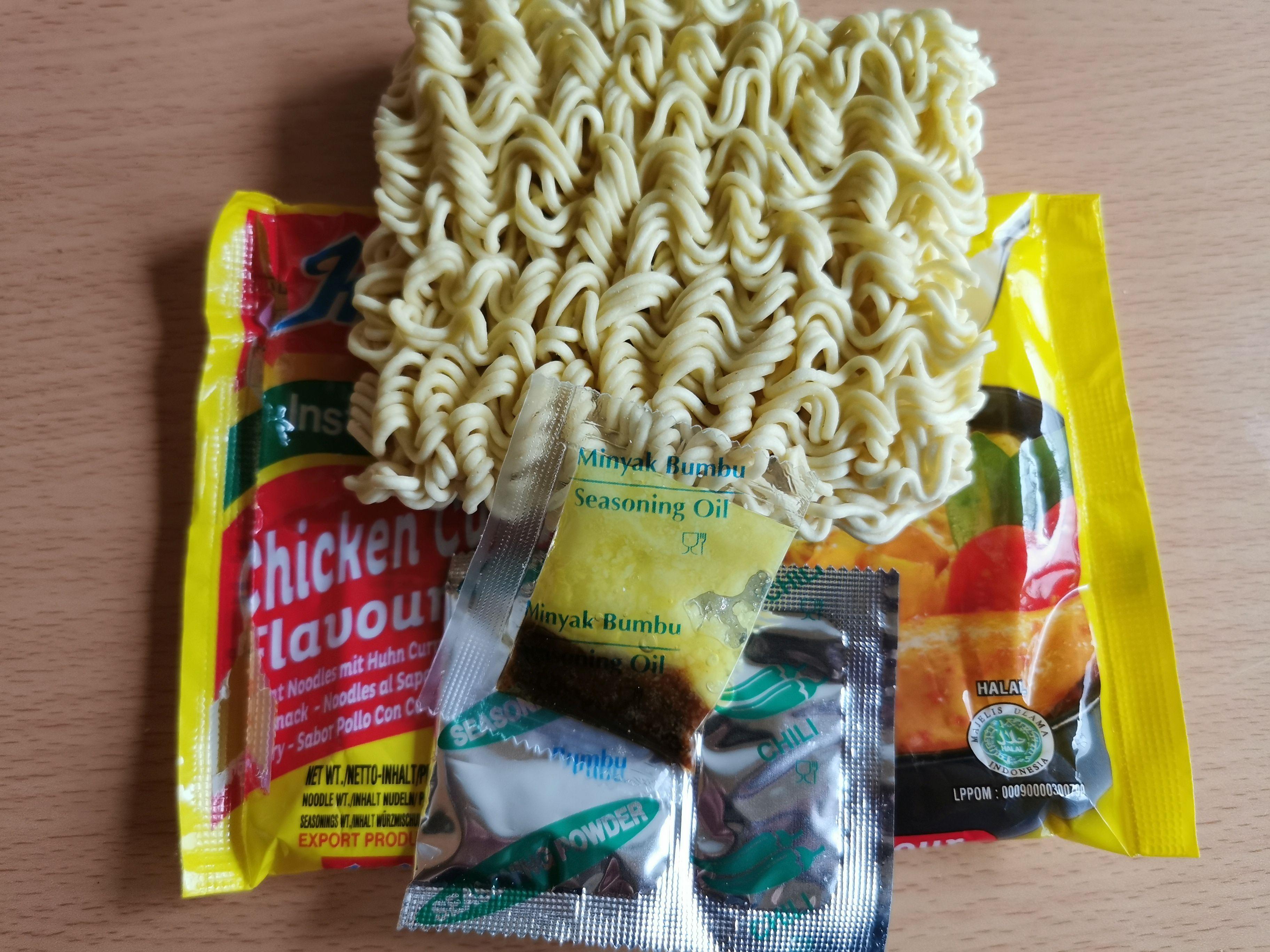 "#1945: Indomie ""Instant Noodles Chicken Curry Flavour"" (2021)"