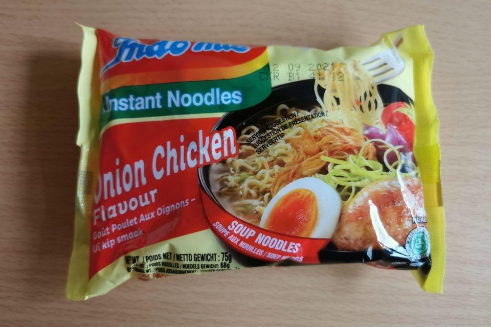 """#1886: Indomie """"Instant Noodles Onion Chicken Flavour"""""""
