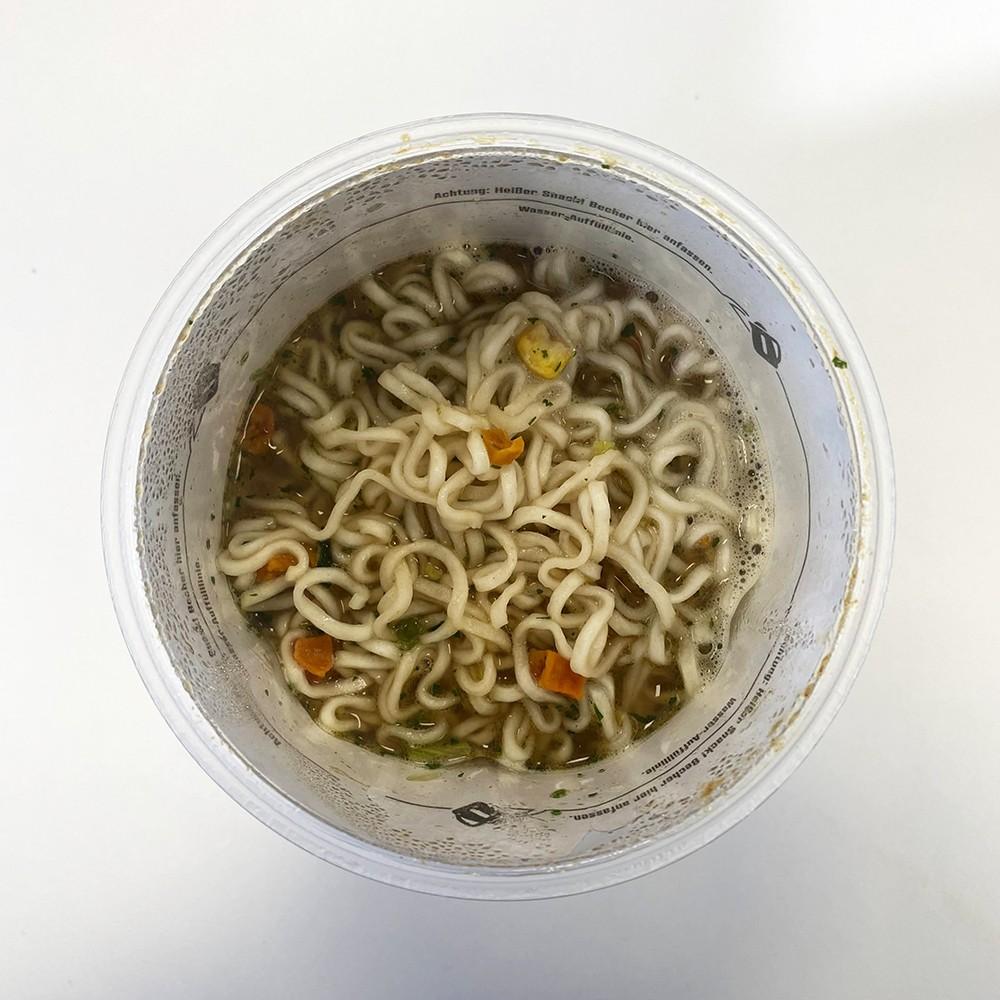 """#1904: Knorr Asia Noodles """"Beef Taste"""" Cup"""