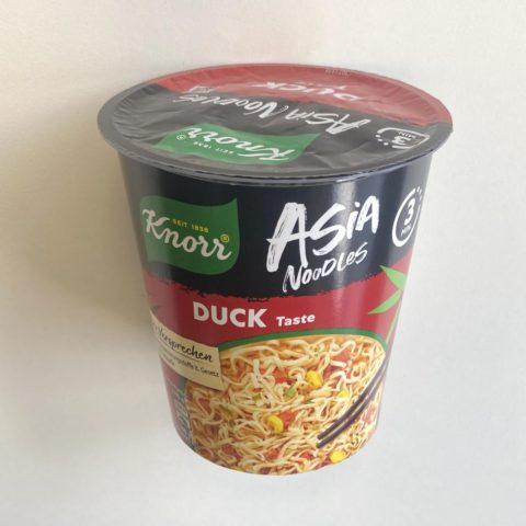 """#1881: Knorr Asia Noodles """"Duck Taste"""""""