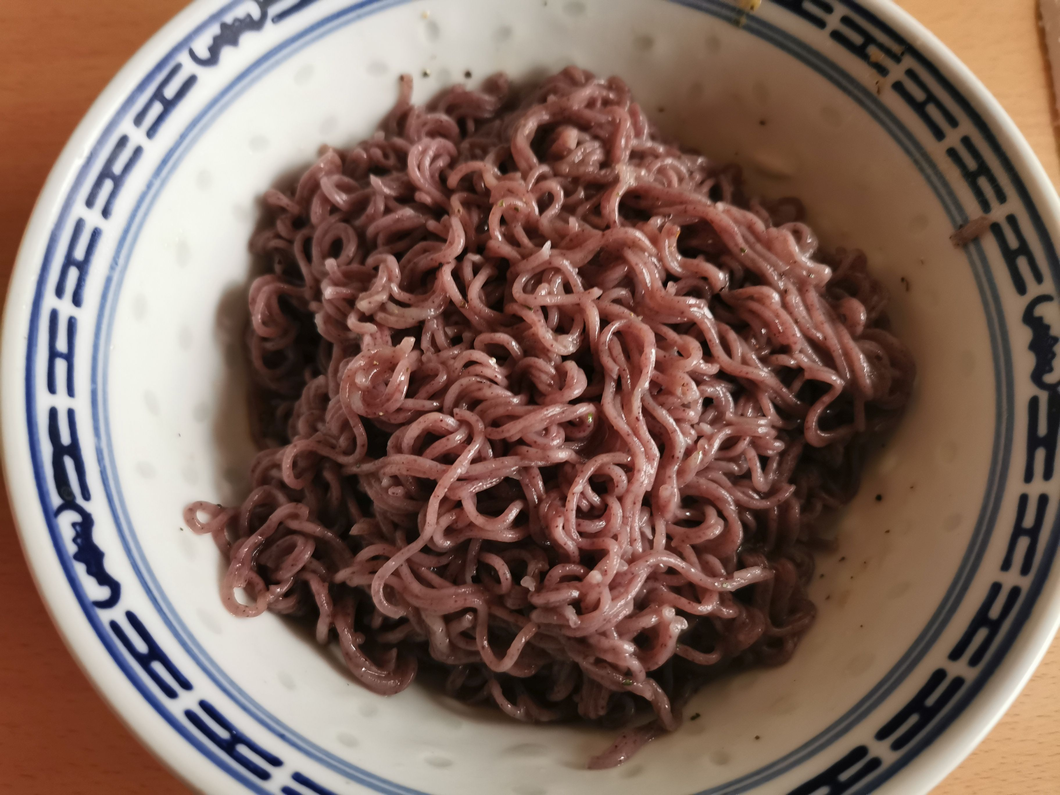 "#2121: Koka ""Purple Wheat Noodles Aglio Olio Flavor"""