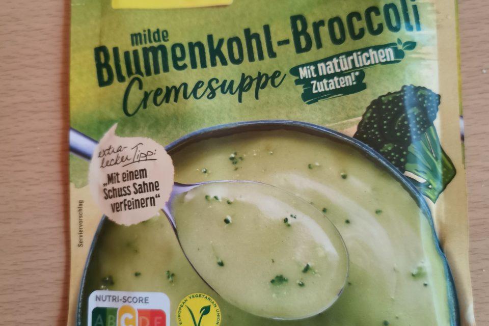"#1895: Maggi ""Milde Blumenkohl-Broccoli Cremesuppe"""