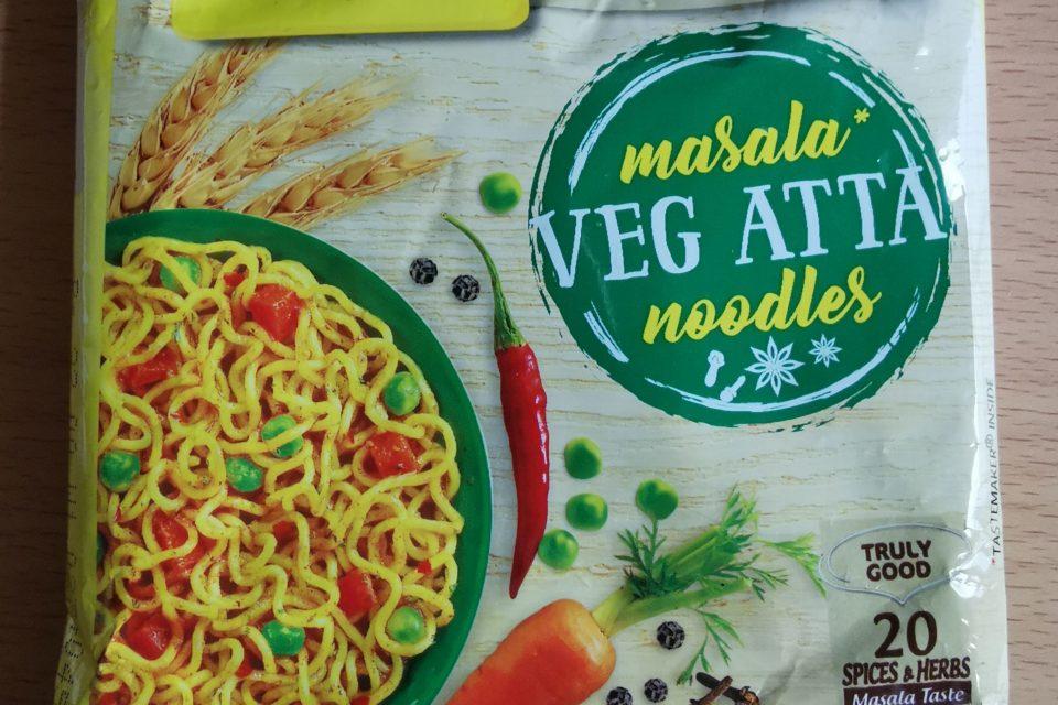 "#2018: Maggi ""Masala Veg Atta Noodles"" (2021)"