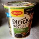 "#1832: Maggi Saucy Noodles ""Teriyaki"" Noodle Snack"